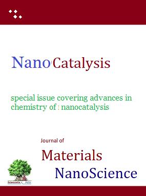 NanoCatalysis – Nanochemistry of Catalysts and Catalysis | Special issue of Journal of Materials NanoScience