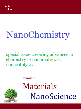 NanoChemistry – Chemistry of Nanomaterials | Special Issue of Journal of Materials NanoScience