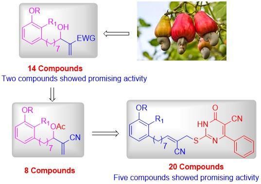 anticancer pyrimidine derivatives