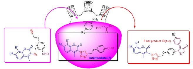 Coumarin anticancer molecules